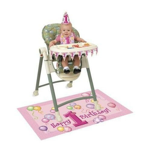 Dekoracja krzese ka 1 urodziny dla dziewczynki akcesoria urodzinowe - Deco slaapkamer meisje jaar ...