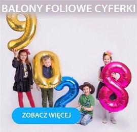 Dekoracje Ozdoby I Akcesoria Urodzinowe W Sklepie Partybudzikipl