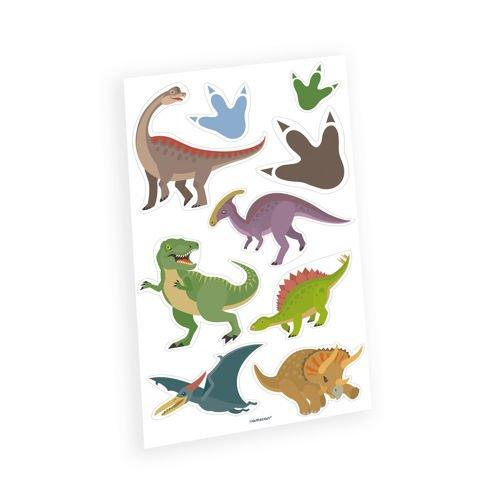 Tatuaże Dla Dzieci Dinozaury 9szt Urodziny