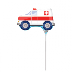 Balon foliowy Ambulans 20x30cm