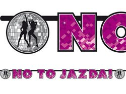Baner  NO TO JAZDA 177cm Kawalerskie